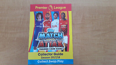 2017 2018 Topps Match Attax choose any 3 Man of the Match or Skill Cards