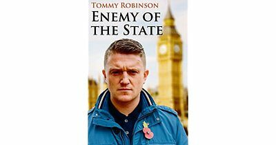 Tommy Robinson Enemy of the State Anti-jihad British Politics