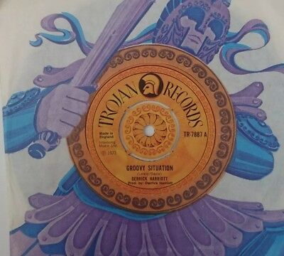 "Derrick Harriott. ""Groovy Situation"" on the Trojan records label"