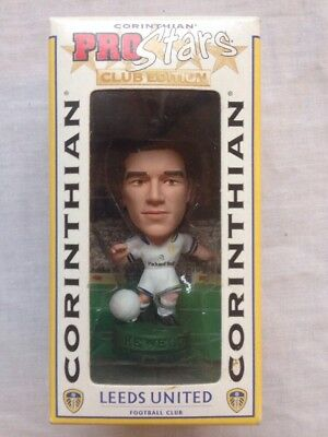 CORINTHIANS PROSTARS CLUB FOOTBALL FIGURE BOXED PACK Harry Kewell Leeds Utd