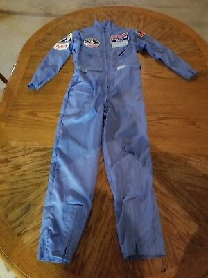 Vintage Space Camp Space Gear NASA Flight Suit Youth 18