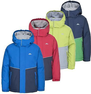 Trespass Morrison Kids Jacket Waterproof Breathable Insulated TP75