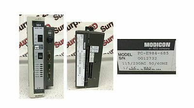 AEG Modicom PC E984-685 Programmable Controller