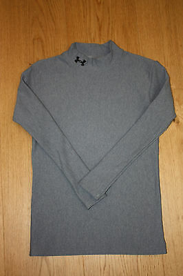 Under Armour Cold Gear Fitted Mock / Base layer - Youth XL (but on small side)