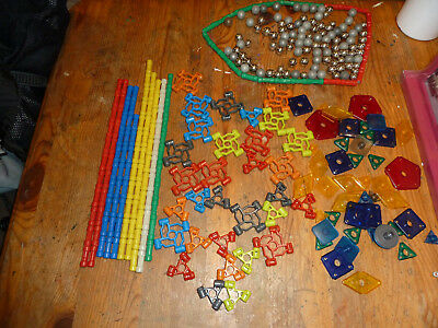 Geomag And Magnext Approx 300 Pieces.