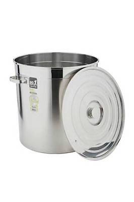 Brand New Heavy Duty Large 35L Stainless Stock Pot for sale
