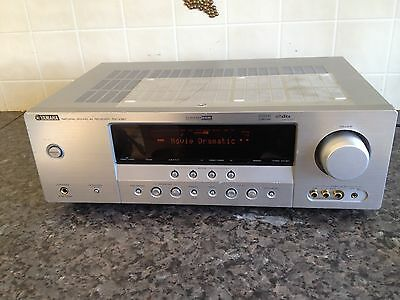 yamaha surround sound receiver 5.1 rx v361 excellent working order