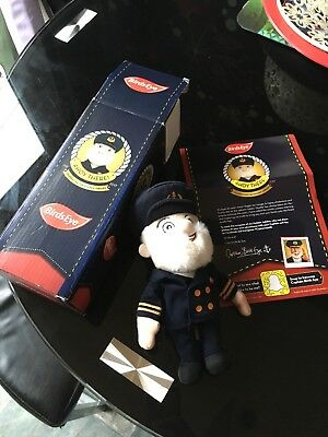 Golden Jubilee Captain birdseye Teddy