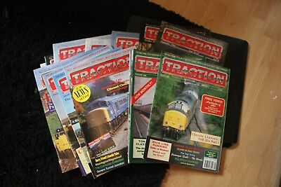 Traction Magazines- Any 3 issues for £5 FREE POSTAGE 1994-2014