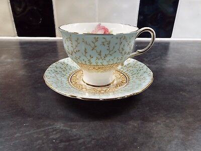 Paragon Small Tea / Coffee Cup & Saucer Regency Design by Appointment