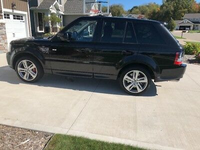 2013 Land Rover Range Rover Sport Supercharged Range Rover Sport Supercharged