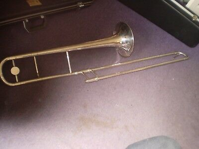 Trombone supplied by Boosey & Hawkes student model