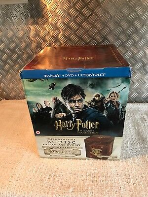 Harry Potter wizard collection box harry toys collectibles