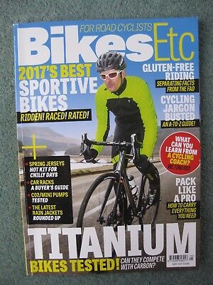 Bikes Etc cycling magazine May 2017 Issue 32