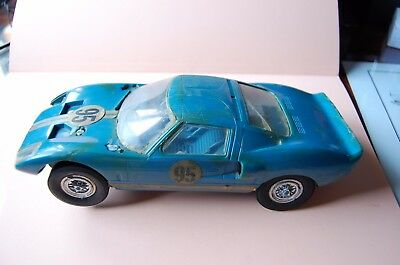 Cox Thimble Drome Ford Gt 40 Azul