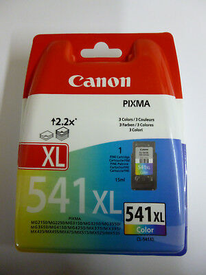 Genuine Canon colour Ink Cartridge 541XL