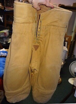 1900's ANTIQUE FOOTBALL PANTS GREAT CONDITION!
