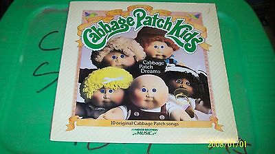 Cabbage Patch Coleco Kids Record