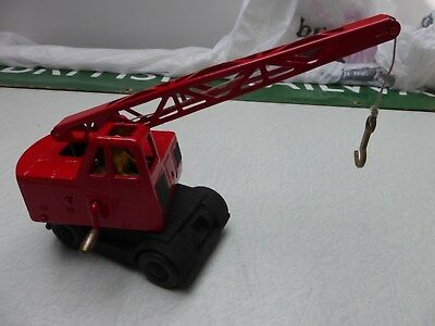 Dinky Coles Mobile Crane 571 in repainted undamaged condition