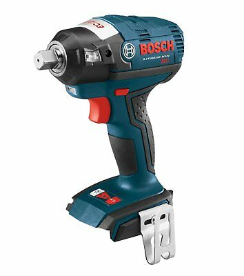 "Bosch 18V Li-Ion Brushless 1/2"" Square Drive Impact Wrench (Bare) IWBH182B New !"
