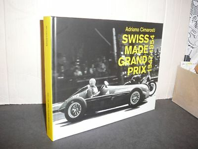 Cimarosti, Adriano 	 - Swiss Made Grand Prix 1947 - 1954