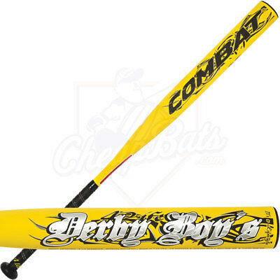 Combat Derby Boys USSSA Slowpitch bat 34 length 27 ounce DB427SP1