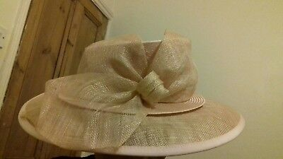 Wedding/Party  hat. Frank Usher.(10 years old nearly Vintage)