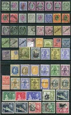 Malta Kings Mixed Lot Mint & Used. Cat around £360