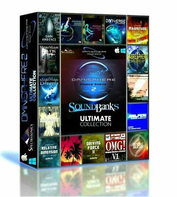 Omnisphere 2 Soundbanks & Presets Ultimate Collection