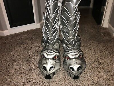 Gene Simmons KISS Destroyer Boots Size 9 - 9.5