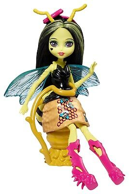 Monster High Garden Ghouls Winged Critters Beetrice Doll Kid gift