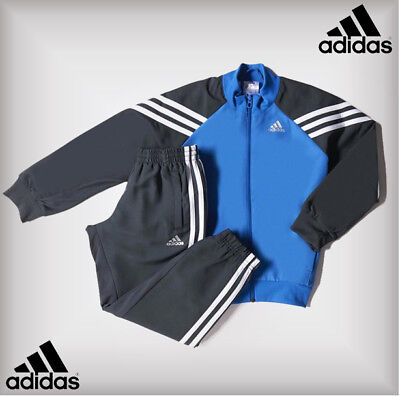 SALE- Adidas Gym Woven Tracksuit Jacket Bottoms Pants Age 18-24 Months 2-3 Years