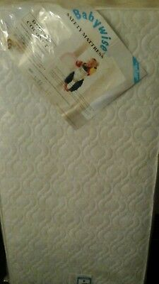 Babywise Deluxe coconut Mattress size 1200 x 600