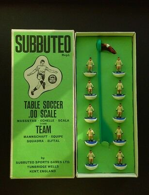 Vintage Subbuteo Team Preston / Stockport County 135 HW