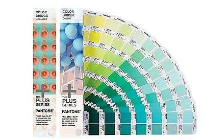Pantone COLOR BRIDGE SET Coated & Uncoated GP6102N - OPEN BOX DEMO