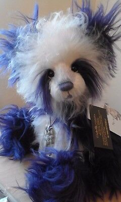 Charlie Bears Botticelli Isabelle Collection Mohair Limited Edition