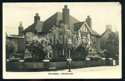 RP PC - The RUSSELL - Colwyn Bay - Denbighshire - 1950's.