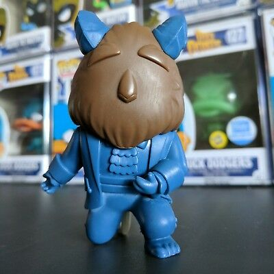Disney Beauty and The Beast Beast Kneeling Mystery Mini Funko Proto Prototype