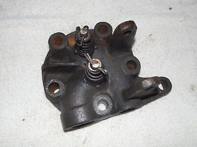 Hercules Economy 1 1/2Hp Head With Valves Hit & Miss Gas Engine L@@k!!!