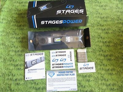 NEW * Stages Cycling Shimano ULTEGRA 6800 * 172.5 mm Bluetooth, ANT