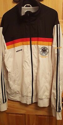 Germany Adidas Originals 1980 European Championships Track Top
