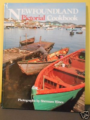 Newfoundland Pictorial Cookbook,photographs By Sherman Hines