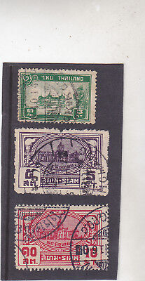 Stamps of Thailand