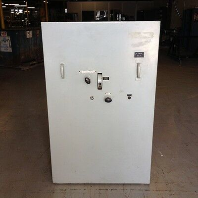 General Electric SE-8 121A3727-35 Fused Load Break Switch, w/Fuses, 1500 kva!