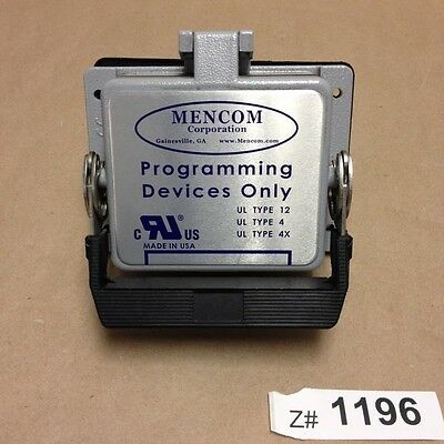 Mencom Programming Device UL Type 12, 4, and 4X