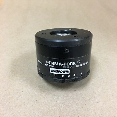 Perma-Tork Magpower HC214, Clutch Magnetic, .250 Shaft  Bore