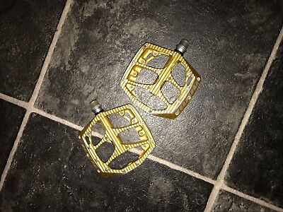 Hope F20 Gold pedals