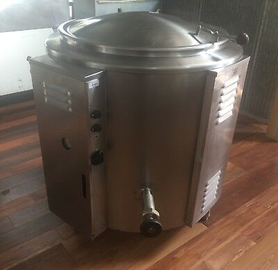 Single Phase Groen Ee-40 Electric 208/v Kettle Steam Jacketed Kettle Very Nice