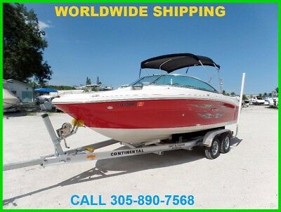 2006 Sea Ray 200 Select! 220 Hours! Super Clean!
