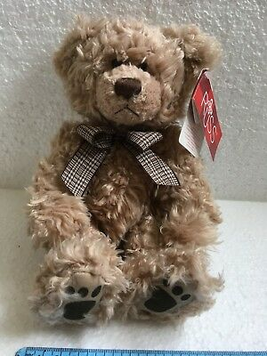 Russ Teddy Bear with original tags